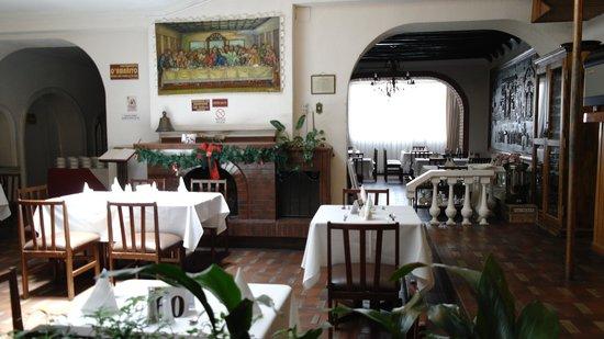 Hotel Calacoto: Отель Calacoto, ресторан