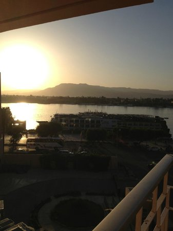 Eatabe Luxor Hotel : View