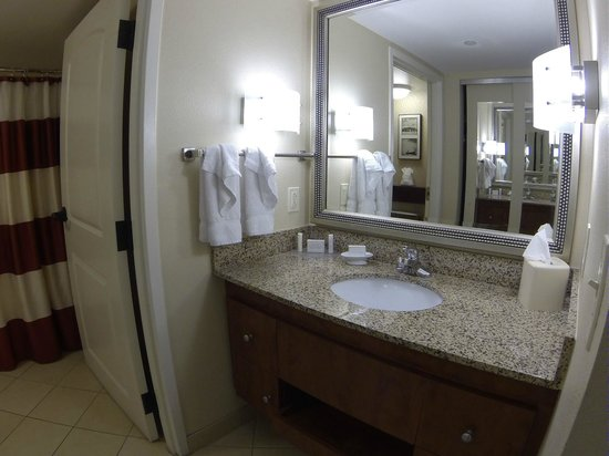 Residence Inn Orlando Airport: Bathroom Sink