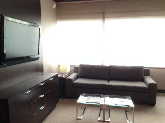 Vdara Hotel & Spa: sofa