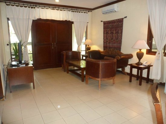 The Tanjung Benoa Beach Resort - Bali: Room in 1 bedroom villa