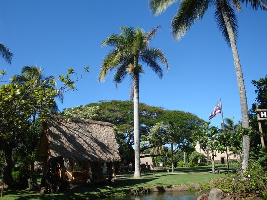 Polynesian Cultural Center: PCC Grounds