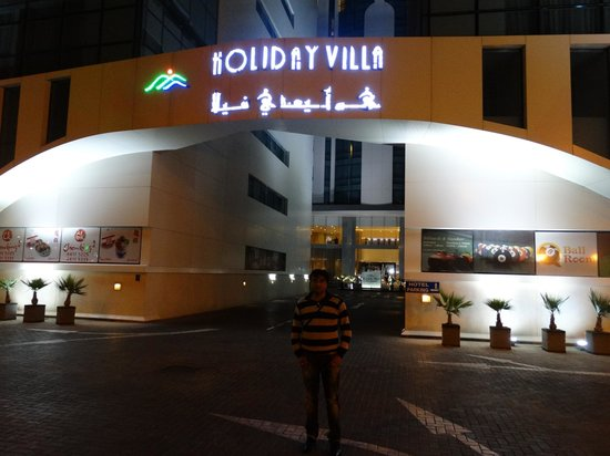 Holiday Villa Hotel & Residence City Centre: Main Entrance