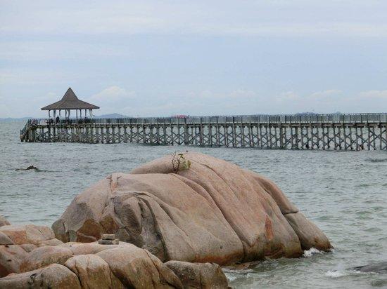 Turi Beach Resort : Beach
