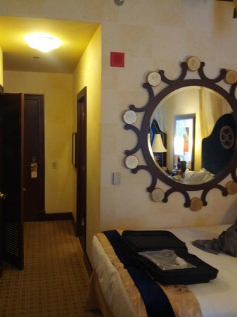 The Alise Chicago - A Staypineapple Hotel : Mirror in room