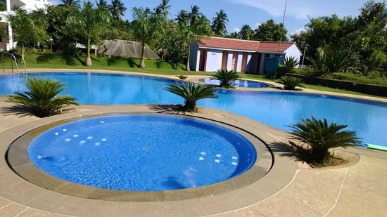 Swimming pool picture of prince park farm house pondicherry tripadvisor for Hotels with swimming pool in pondicherry