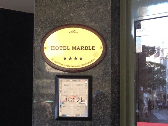 Photo of Marble Hotel Istanbul