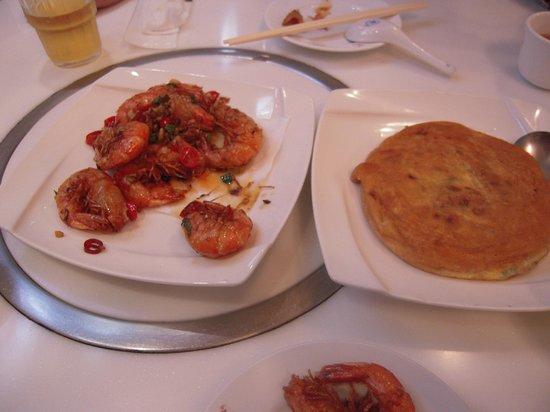 Jijiazhuang : エビのパリパリ炒め