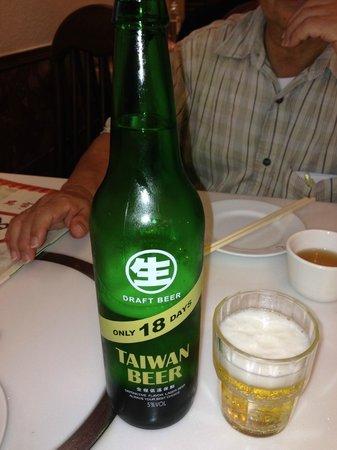 Jijiazhuang : 台湾生ビール
