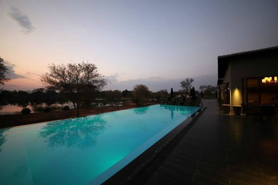 Palala Boutique Game Lodge and Spa: Pool