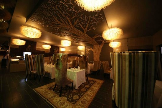 Palala Boutique Game Lodge and Spa: Restaurant