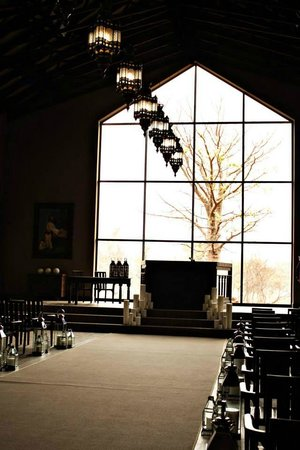 Palala Boutique Game Lodge and Spa: Chapel