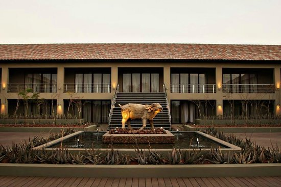 Palala Boutique Game Lodge and Spa: Suite Exterior