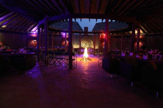 Palala Boutique Game Lodge and Spa: Lapa