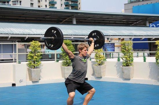 CrossFit Bangkok (CFBK): CrossFit Bangkok Lift