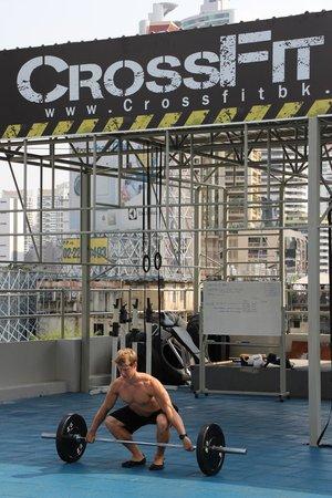 CrossFit Bangkok (CFBK): CrossFit Bangkok Rooftop