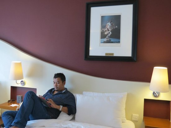 Hard Rock Hotel Bali : Cosy room