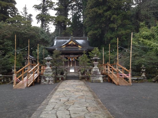 Unaki Hime Shrine