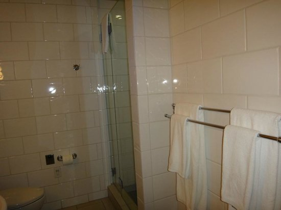 Hotel Erwin: シャワーブース