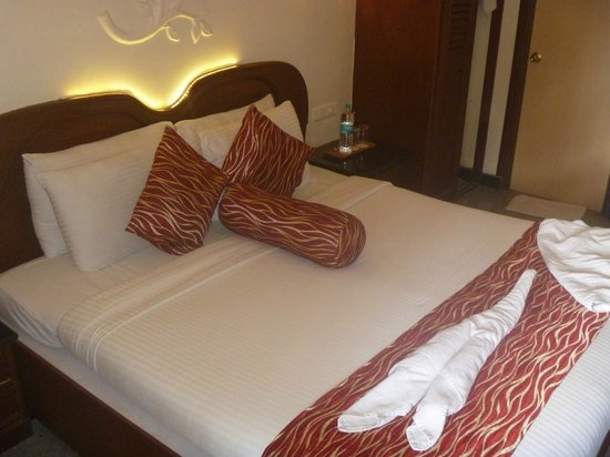 Grand Palace Hotel & Spa Yercaud: Room