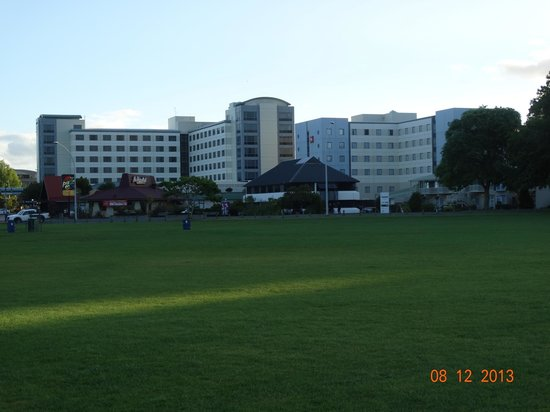 Novotel Rotorua Lakeside: Hotel