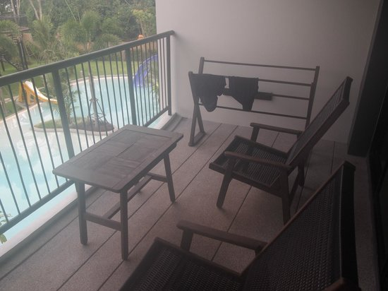 Holiday Inn Resort Krabi Ao Nang Beach: Balcony
