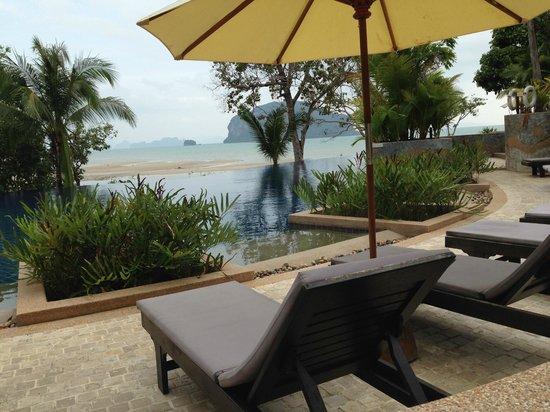 Koh Yao Yai Village : View of the pool