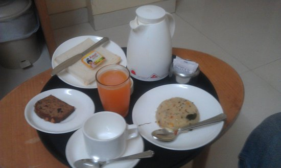 Hotel Accord : Brkfast