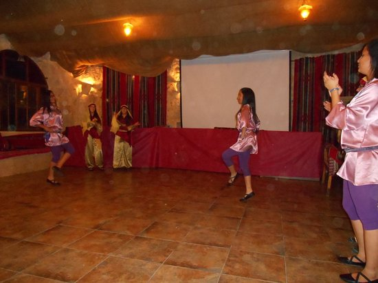 Live Dancing at The Tent Restaurant in Beit Sahour