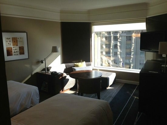 Grand Hyatt Melbourne Twin Room