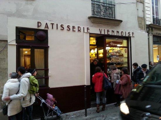Restauration Viennoise: entrata