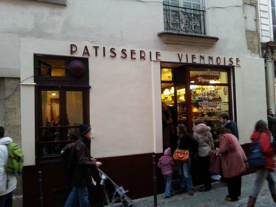 Restauration Viennoise: ingresso