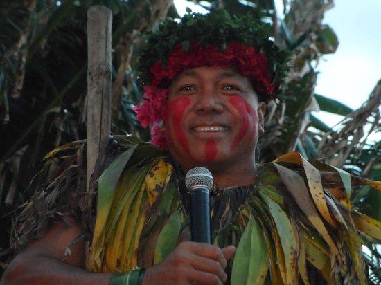 Chief's Luau: The Chief