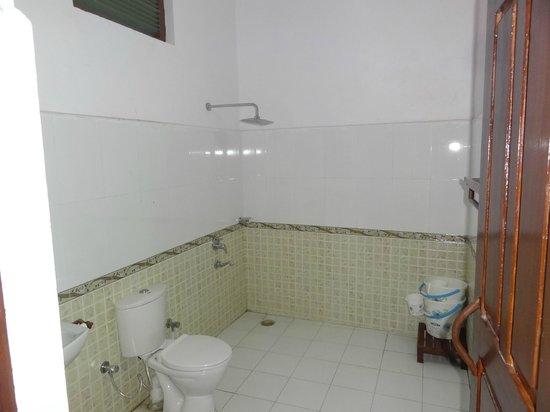Hotel Rudraksha Palace: Washroom