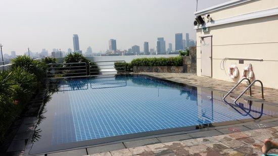 Park Plaza Sukhumvit Bangkok : Pool