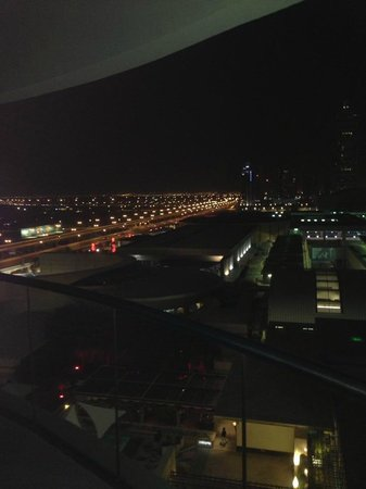 Address Dubai Mall: View from the room
