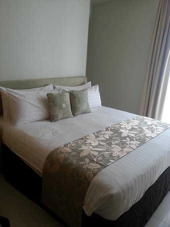 PARKROYAL Serviced Suites Kuala Lumpur: Comfy bed
