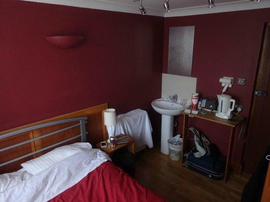 Excelsior Hotel London: La chambre vue 2