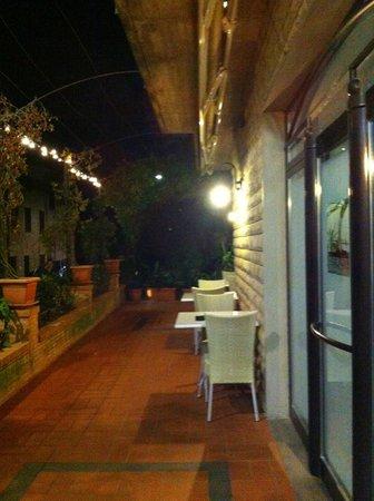 Hotel Ristorante da Graziano : giardino