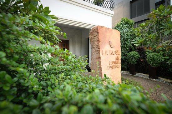 La Rose Boutique Hotel & Spa: Facade