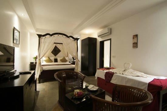 La Rose Boutique Hotel & Spa: La Rose Suite Double