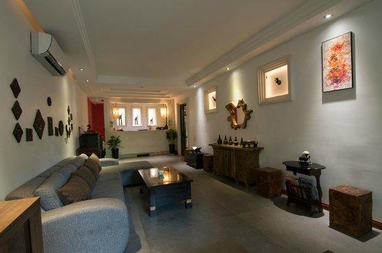 La Rose Boutique Hotel & Spa: Lobby