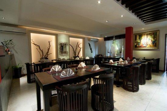 La Rose Boutique Hotel & Spa: Restaurant