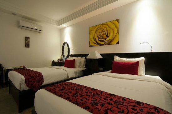 La Rose Boutique Hotel & Spa: La Rose Suite Twin