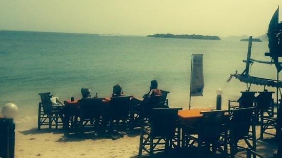 Chalala Samui Resort: Chalala Beach Front