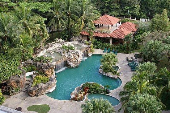 The Royale Bintang Resort & Spa Seremban: View from room