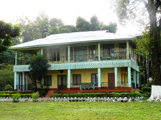 Chapramari Wildlife Sanctuary: The FRH built 1917