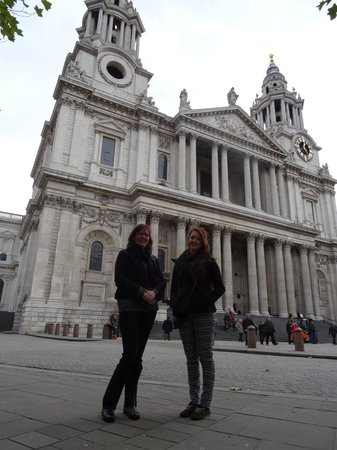 London Tours by Taxi: St Paul's Cathedral-Pic by Adrian