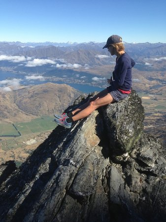 Alpine Adventures: Queens Drive lookout, Queenstown