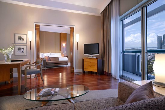 Fairmont Singapore: Plaza View Suite